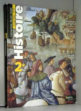 Histoire 2de Programme 2010...