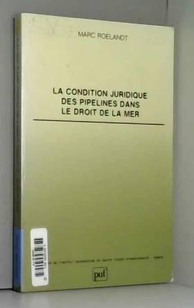La Condition juridique des...