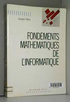 Fondements mathématiques de...