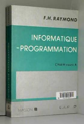 Informatique-programmation...