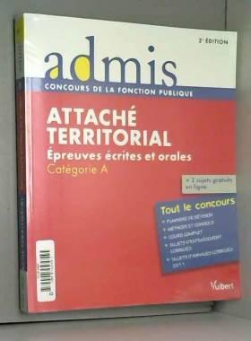 Attaché territorial :...