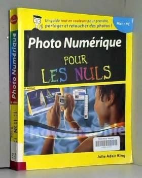 La photographie numérique...