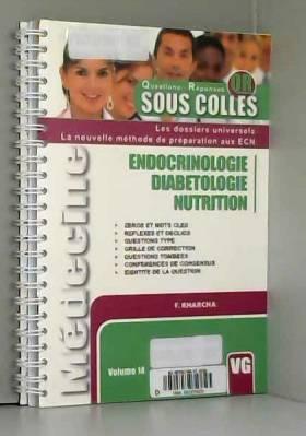 F. Kharcha - Endocrinologie, diabétologie, nutrition