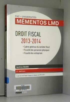 Droit fiscal