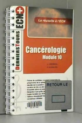 J Ohnona - Cancérologie : Module 10