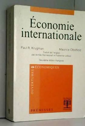 Economie Internationale...
