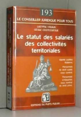Le statut des salariés des...