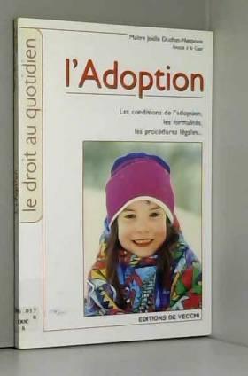 Joëlle Duchet-Nespoux - L'adoption