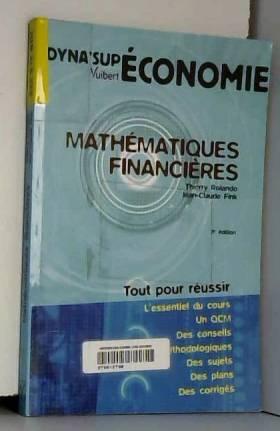 Mathématiques financières