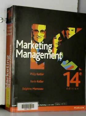 Marketing Management 14e...
