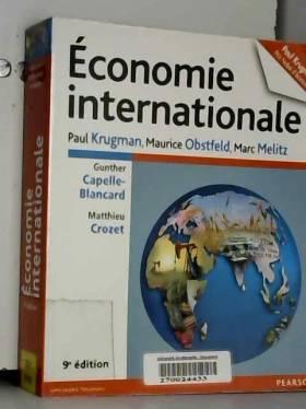 Economie internationale 9e...