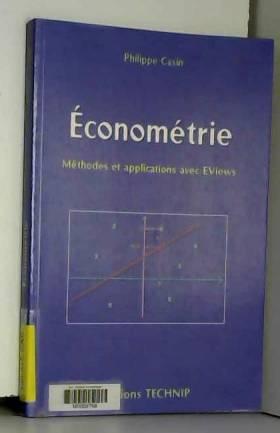 Philippe Casin - Econométrie