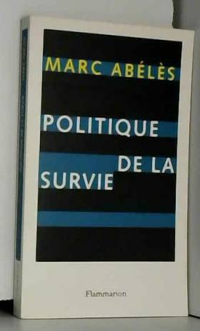 Politique de la survie