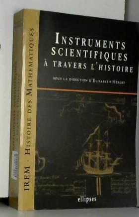 Instruments scientifiques à...