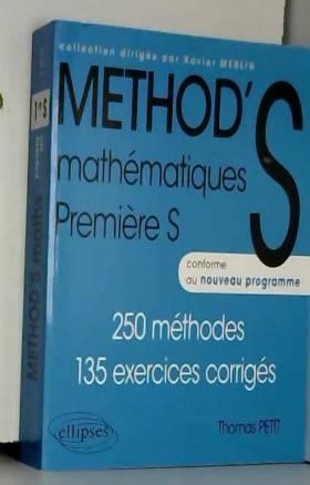 Mathématiques Méthod'S...