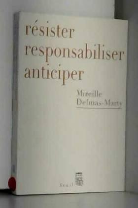 Résister, responsabiliser,...