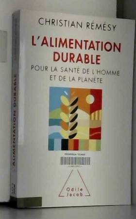 L'Alimentation durable:...