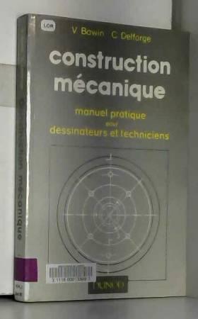 CONSTRUCTION MECANIQUE....