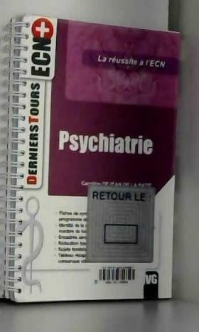 Caroline Dejean de la Batie - Psychiatrie