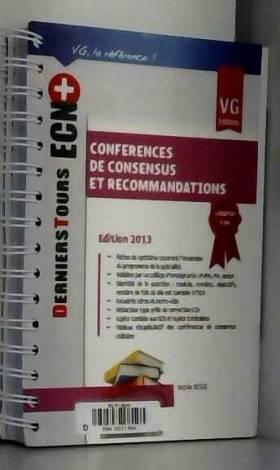 Jessie Risse - Conférences de consensus et recommandations