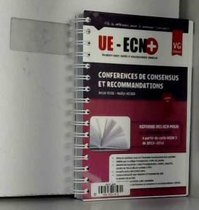 Jessie Risse et Mailys Hecker - Conférences de consensus et recommandations