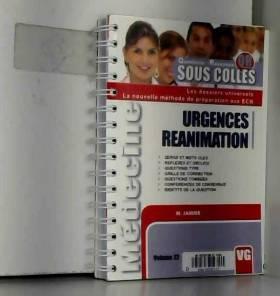 Matthieu Jamme - Urgences réanimation