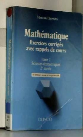 Edmond Berrebi - MATHS EX.COR.2NE