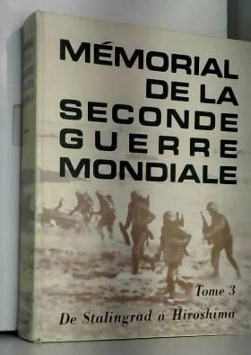 Mémorial de la seconde...