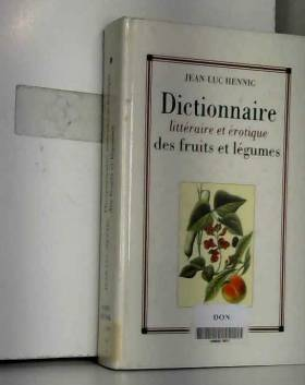 Dictionnaire littéraire et...