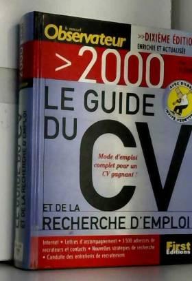 Pierre-Eric Fleury - Le Guide du CV et de la recherche d'emploi 2000