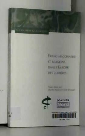 Franc-maçonnerie et...