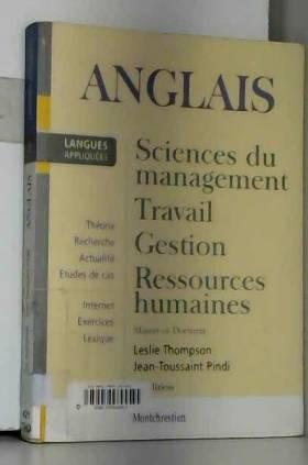 Anglais appliqué : Sciences...
