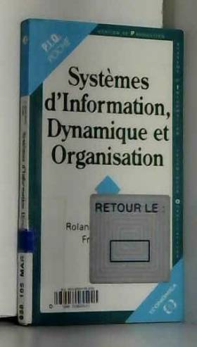 Systèmes d'Information,...