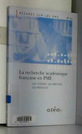 La Recherche Academique...