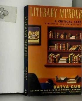 Batya Gur - Literary Murder