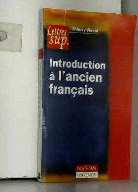 Introduction à l'Ancien...