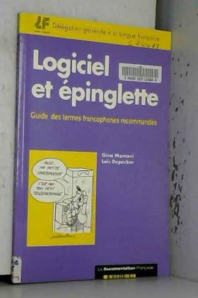 Mamavi G./Depecker l - Logiciel et epinglette