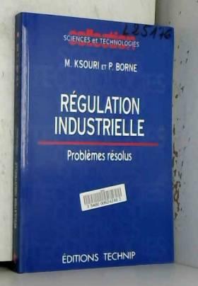 Pierre Borne et Mekki Ksouri - Régulation industrielle: Problèmes résolus