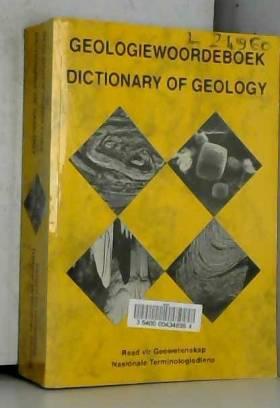 Geologiewoordeboek: Afrikaans-Engels (Afrikaans Edition)