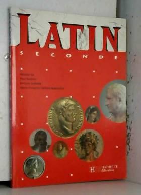 Latin 2de (Manuel de l'élève)