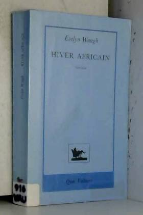 Hiver africain