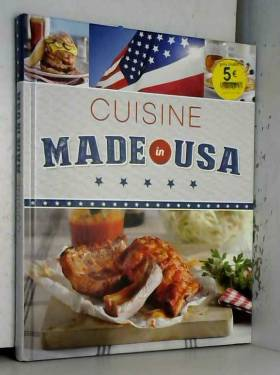 Cuisine made in USA