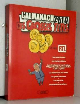 ALMANACH DES GROSSES TETES...