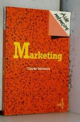 MARKETING. Edition 1997