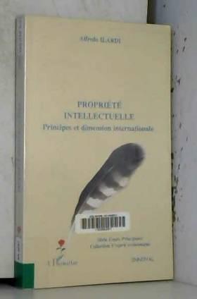La propriété intellectuelle...
