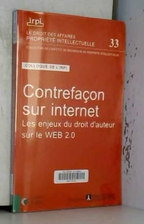 Contrefaçon sur internet :...