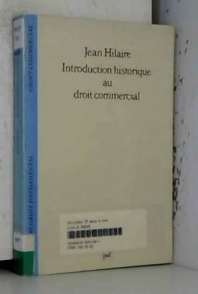 Introduction historique au...