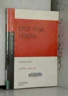 Droit pénal général :...