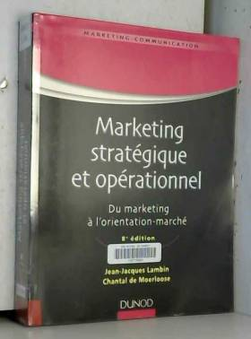 Marketing stratégique et...