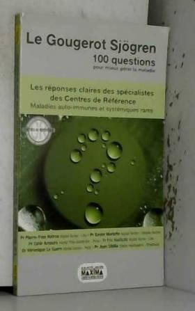 LE GOUGEROT SJoGREN / 100...